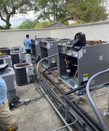 Tampa Bay Cooling Services